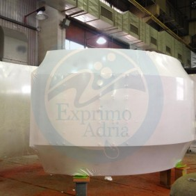 shrink wrap - industrial vessels