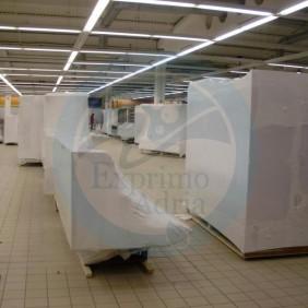 shrink wrap - industrial vessels